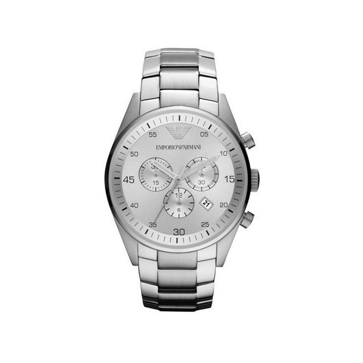 Emporio Armani AR5869 Unisex Stainless Steel Watch