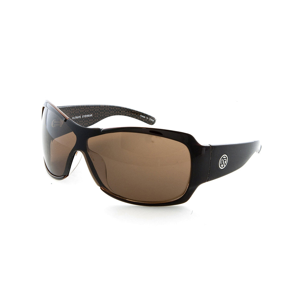Filtrate Kicker Auburn 01 Brown Unisex Sunglasses