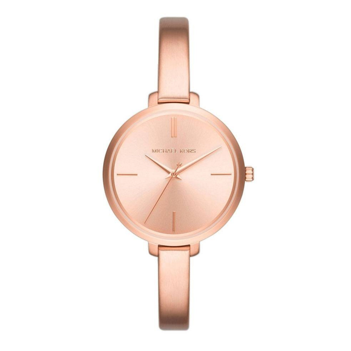 be91bf830931 Michael Kors MK3547 Jaryn Rose Gold-Tone Women s Watch - MIMO DEALS