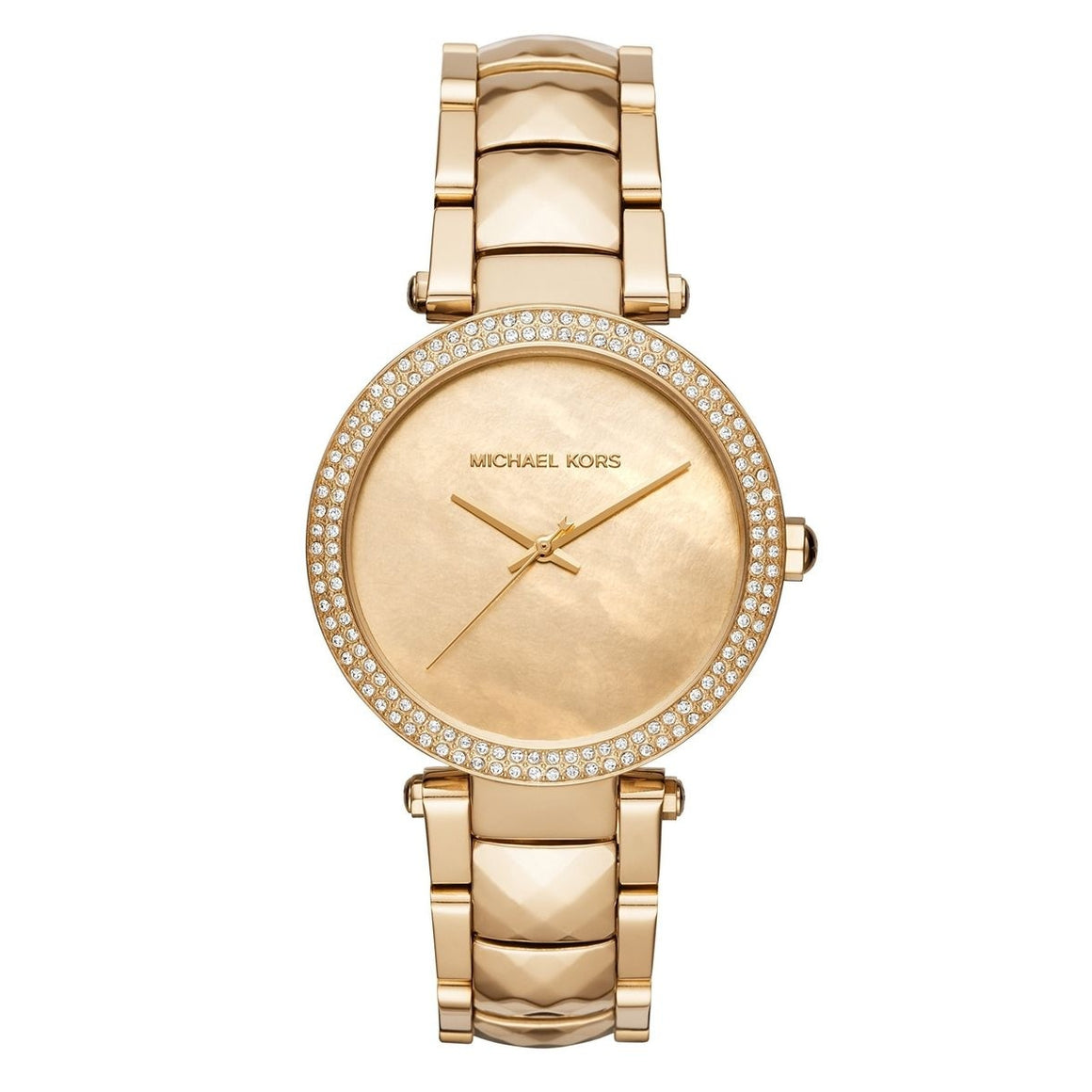 Michael Kors MK6425 Ladies Gold Stainless Steel Watch