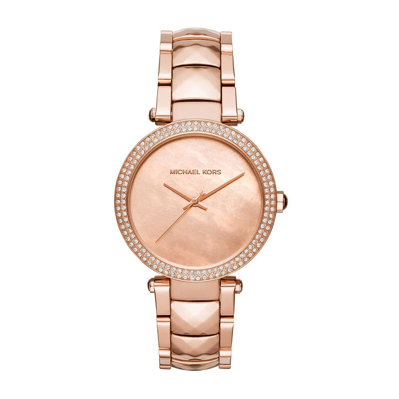Michael Kors MK6426 Ladies' Rose Gold Watch