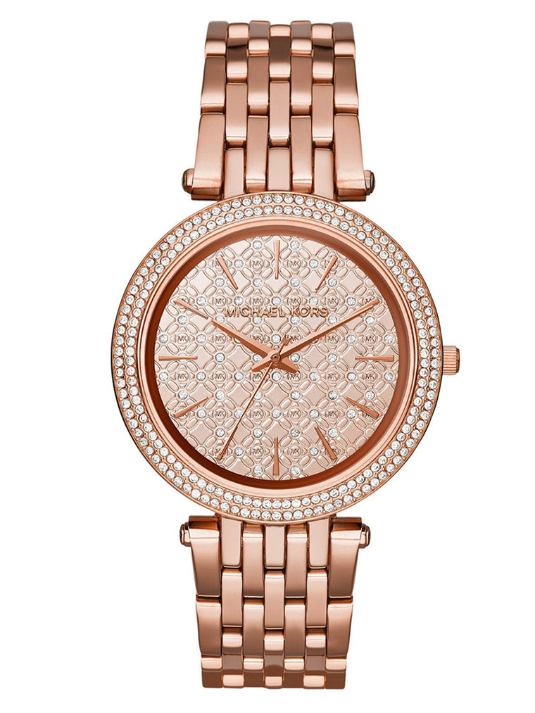 Michael Kors MK3399 Ladies Darci Rose Watch