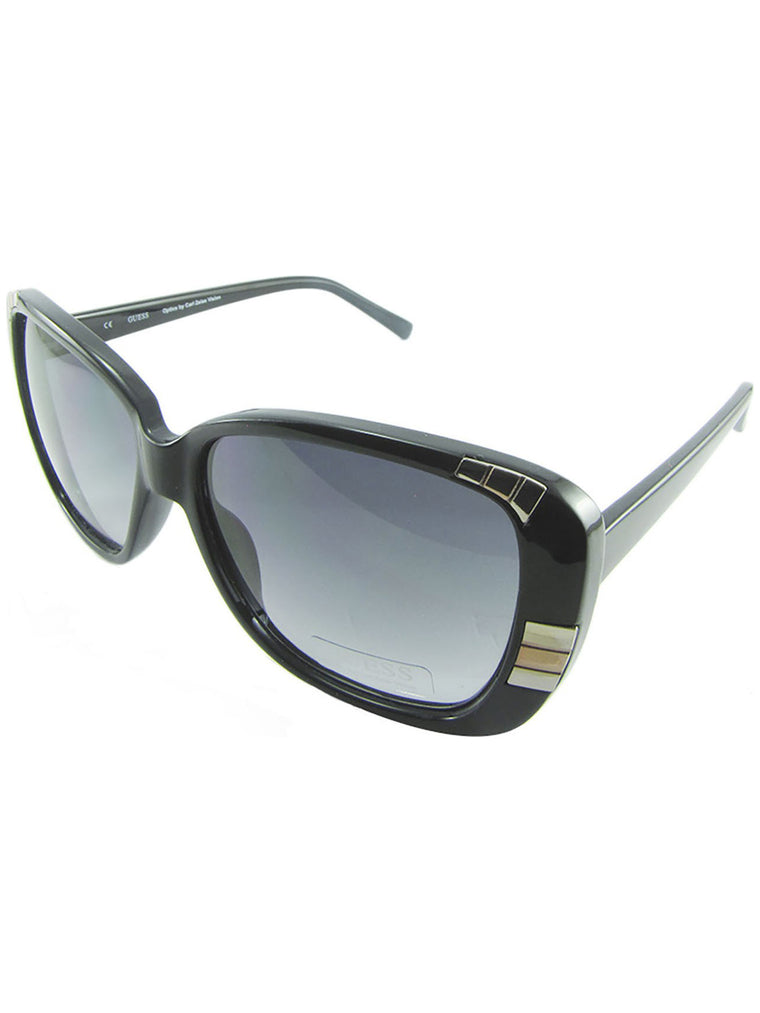 Guess GU7271 BLK-35 Women's 57-14-140 Sunglasses