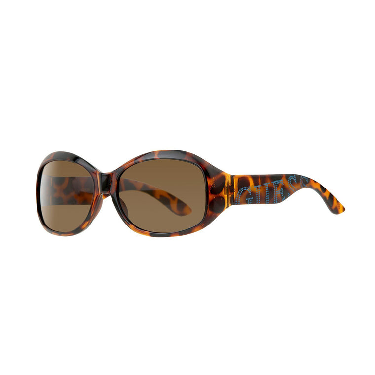 GUESS GU T106TO-1 LADIES TORTOISE SHELL COLOUR SUNGLASSES