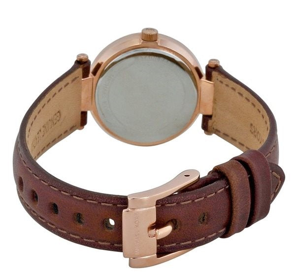 Michael Kors Darci MK2353 Leather Watch