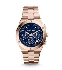 Michael Kors Rose Gold-Tone Reagan Watch MK6148