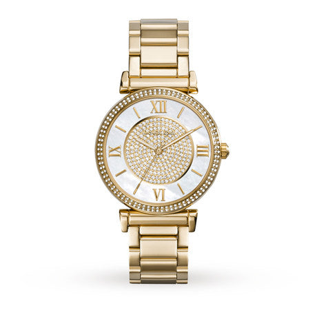 Michael Kors Catlin MK3332 Ladies Watch