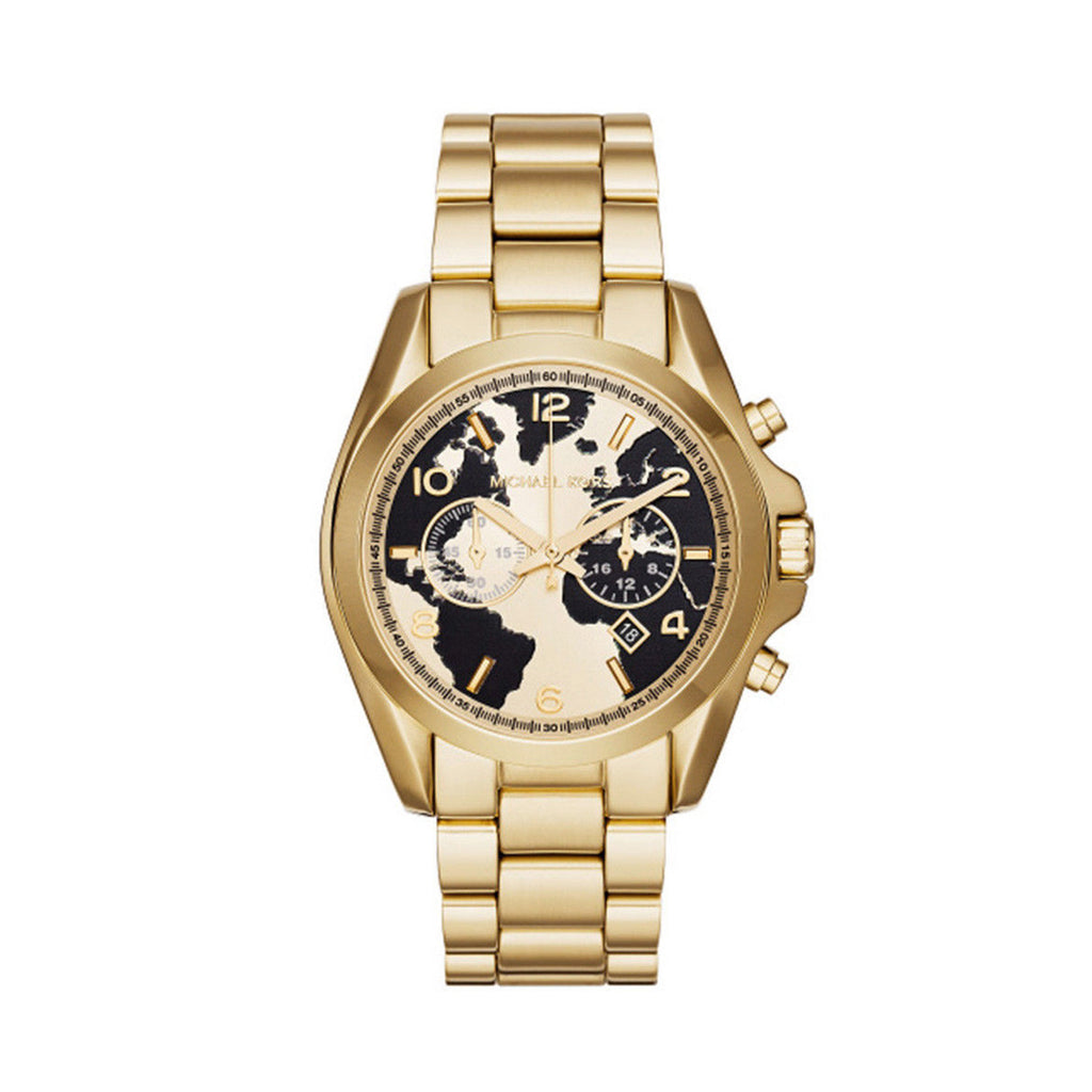 Michael Kors MK6272 Ladies Gold Stainless Steel Watch