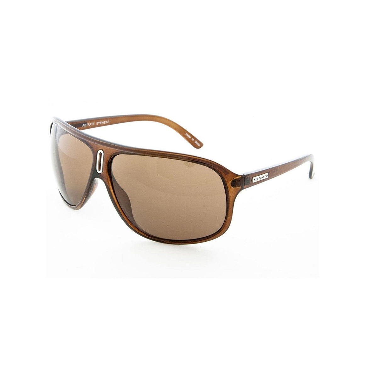 FILTRATE MONTOYA CHOCOLATE UNISEX SUNGLASSES