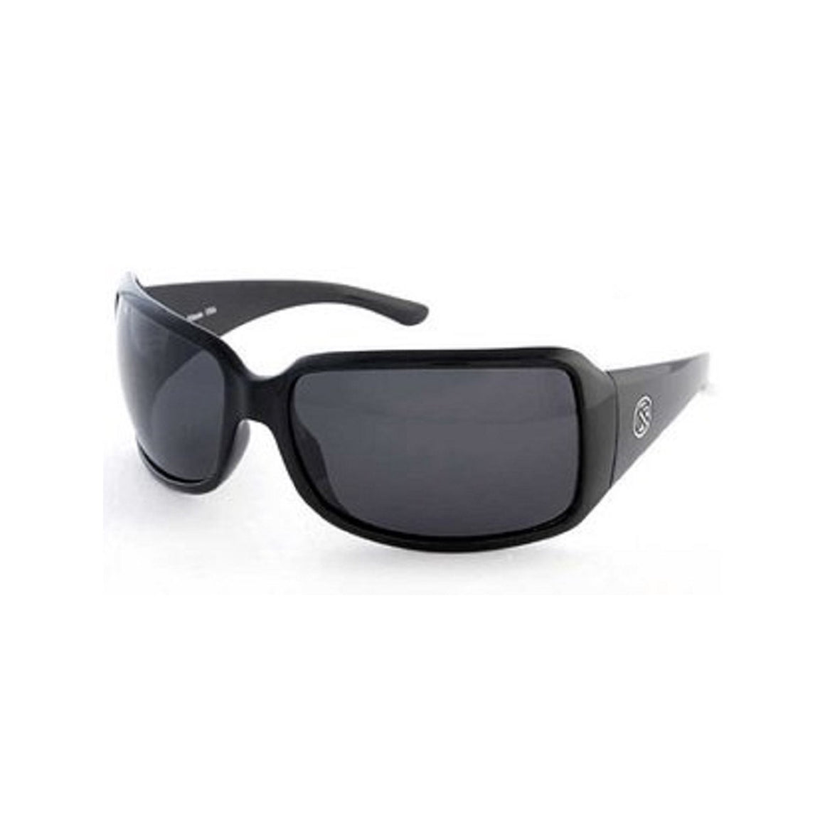 Filtrate Motel Black Polarized Unisex Sunglasses