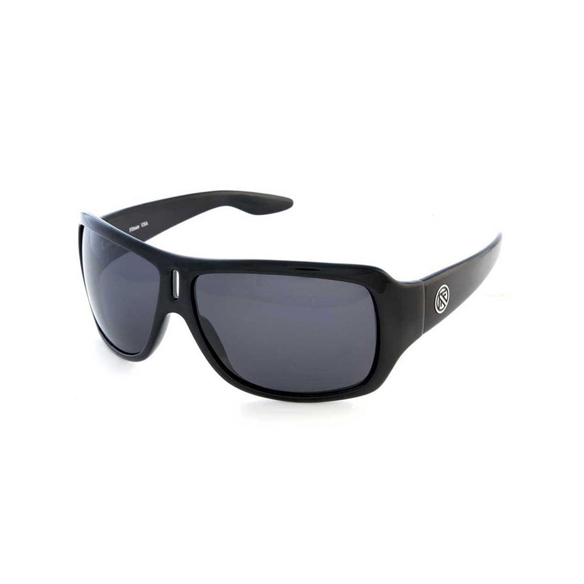 Filtrate Zephyr Black Polarized Unisex Sunglasses