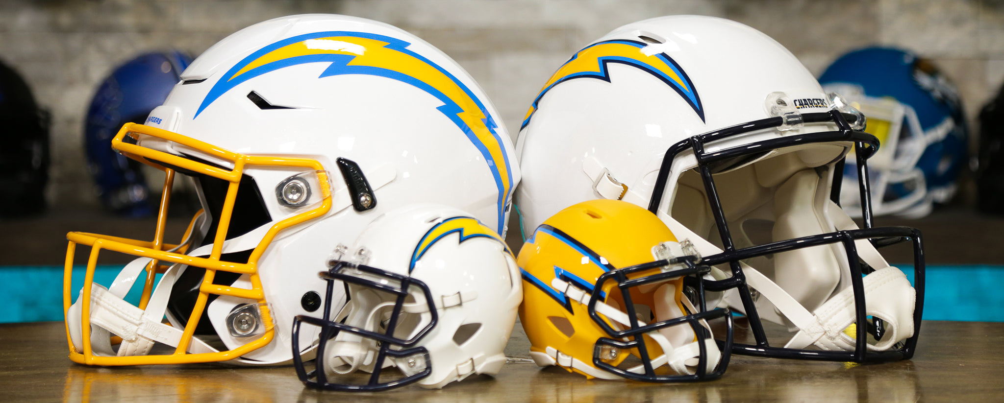 Las Angeles Chargers Wide