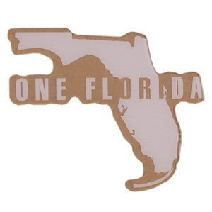 "NFL ""One Florida"" Decal"