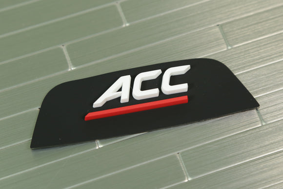 NC State Wolfpack Front 3D Bumper