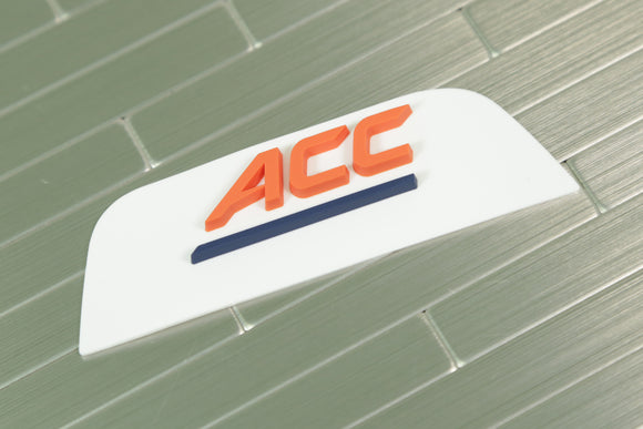 Syracuse Orange Front 3D Bumper