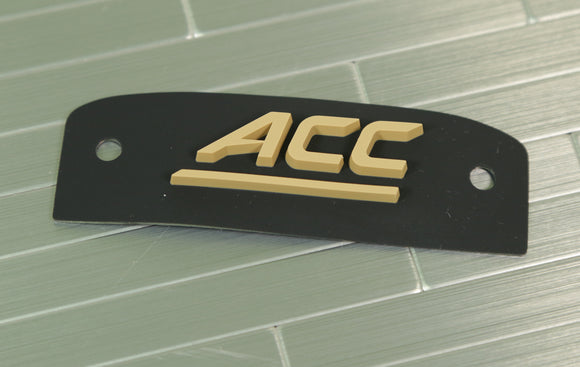 Wake Forest Demon Deacons Front 3D Bumper