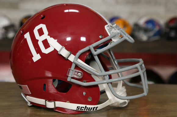 Alabama Crimson Tide Schutt XP Authentic Helmet