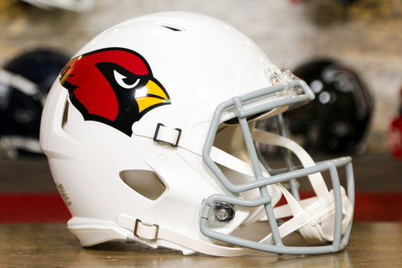 Arizona Cardinals Riddell Speed Authentic Helmet