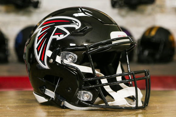 Atlanta Falcons Riddell SpeedFlex Authentic Helmet 2003-2019