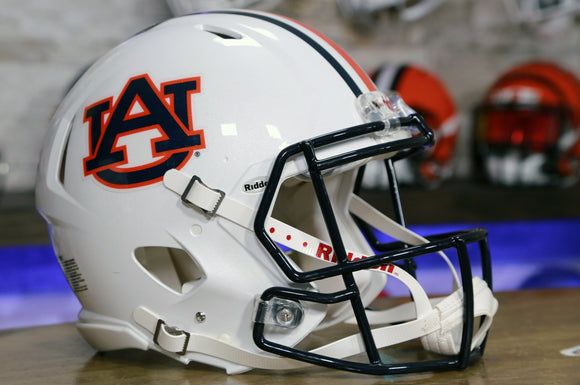 Auburn Tigers Riddell Speed Replica Helmet