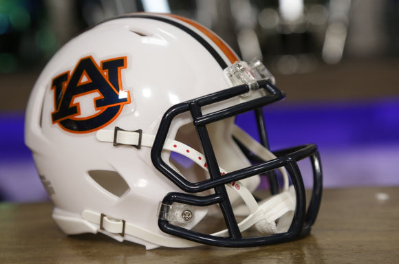 Auburn Tigers Riddell Speed Mini Helmet