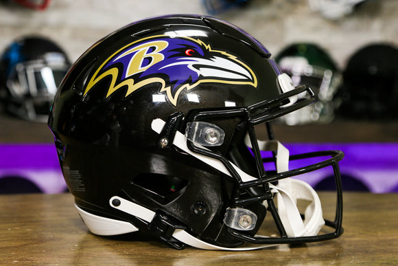Baltimore Ravens Riddell SpeedFlex Authentic Helmet