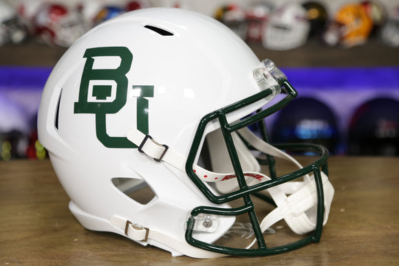 Baylor Bears Riddell Speed Replica Helmet - White