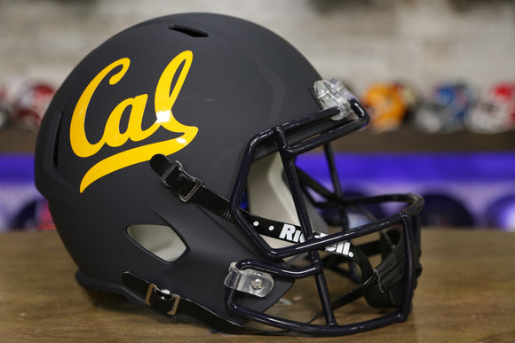 California Golden Bears Riddell Speed Replica Helmet
