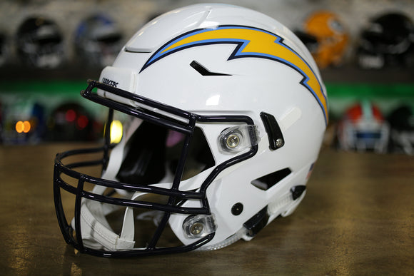 Los Angeles Chargers Riddell SpeedFlex Authentic Helmet Throwback 2007-2019
