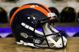 Chicago Bears Riddell Speed Replica Helmet 1936 Throwback