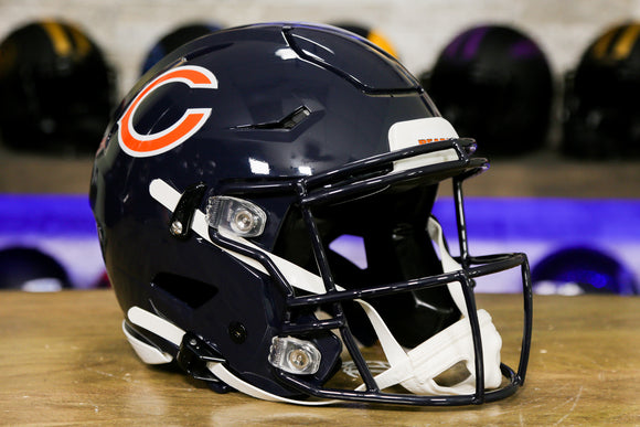 Chicago Bears Riddell SpeedFlex Authentic Helmet