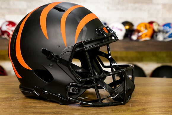 Cincinnati Bengals Special Edition Eclipse Authentic Helmet