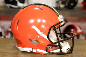Cleveland Browns Riddell Speed Authentic Helmet