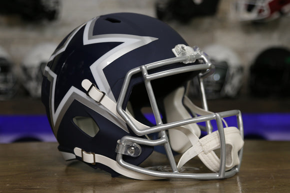 Dallas Cowboys Limited Edition AMP Replica Helmet
