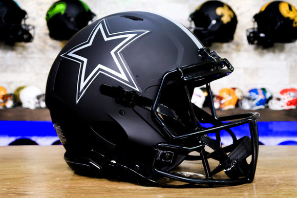 Dallas Cowboys Special Edition Eclipse Authentic Helmet