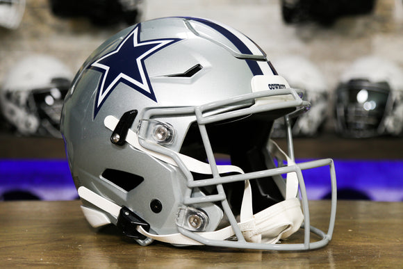 Dallas Cowboys Riddell SpeedFlex Authentic Helmet