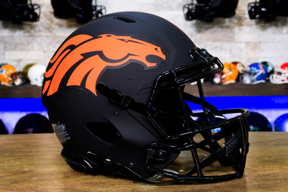 Denver Broncos Special Edition Eclipse Authentic Helmet
