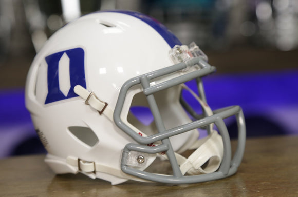 Duke Blue Devils Riddell Speed Mini Helmet