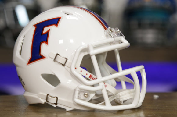 Florida Gators Riddell Speed Mini Helmet - White