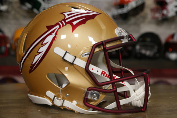 Florida State Seminoles Riddell Speed Authentic Helmet