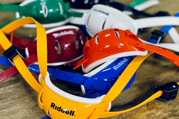 Riddell SpeedFlex Chinstraps | Hard Cup | Cam-Loc | Legacy