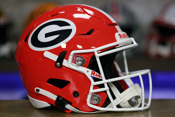 Georgia Bulldogs Riddell SpeedFlex Authentic Helmet