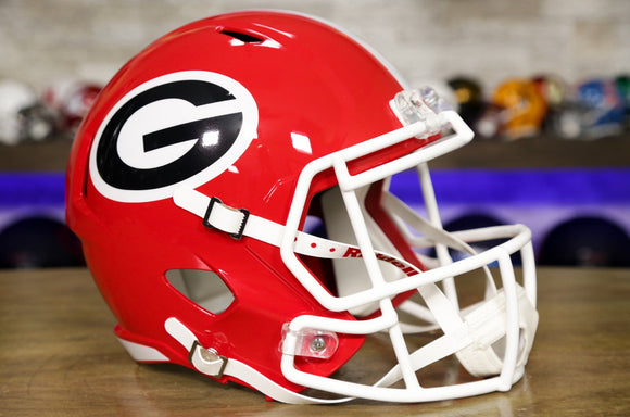 Georgia Bulldogs Riddell Speed Replica Helmet