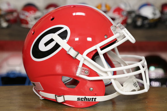 Georgia Bulldogs Schutt XP Authentic Helmet