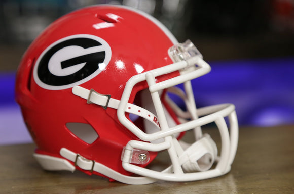Georgia Bulldogs Riddell Speed Mini Helmet