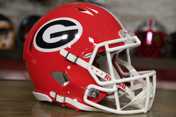 Georgia Bulldogs Riddell Speed Authentic Helmet