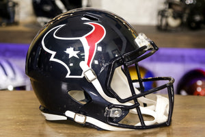 Houston Texans Riddell Speed Replica Helmet