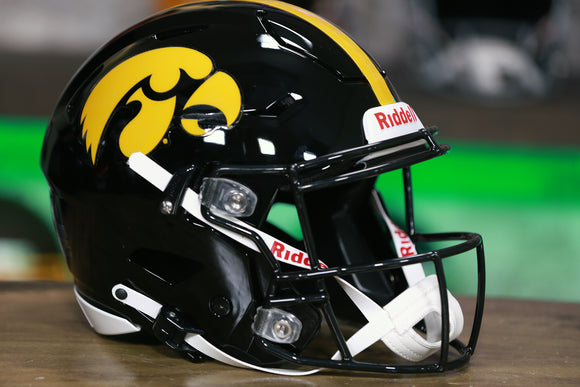 Iowa Hawkeyes Riddell SpeedFlex Authentic Helmet