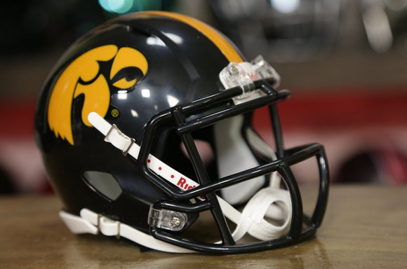 Iowa Hawkeyes Riddell Speed Mini Helmet