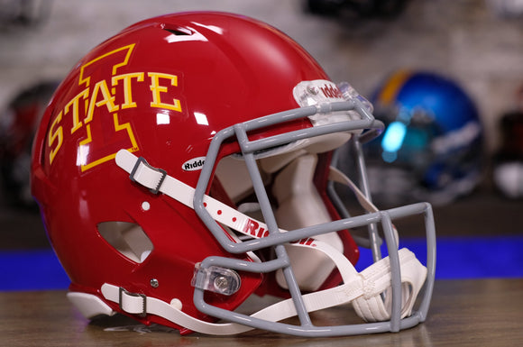 Iowa State Cyclones Riddell Speed Authentic Helmet